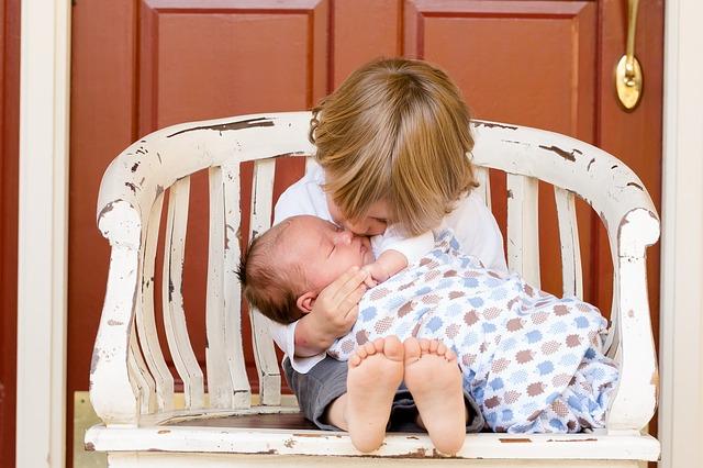 Zaparcia u noworodka, jak pomóc?