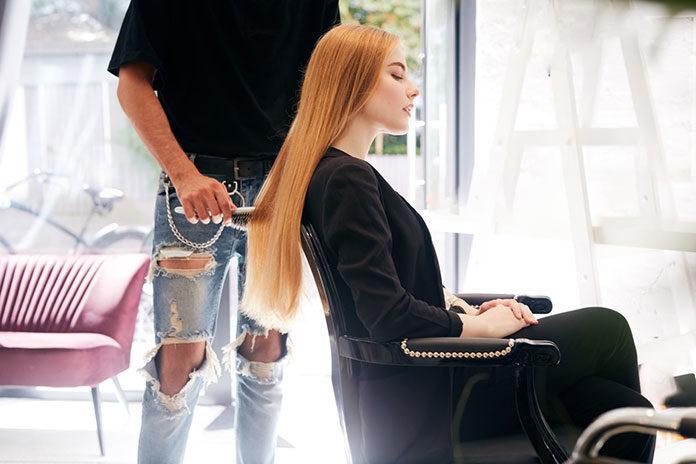dobry salon fryzjerski