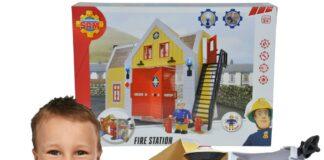 remiza strażacka Strażak Sam
