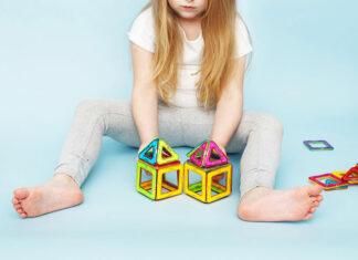 Klocki magnetyczne w rozwoju dziecka